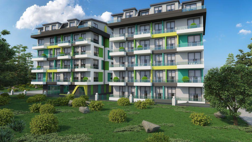 Новый проект под управлением Hayat Estate